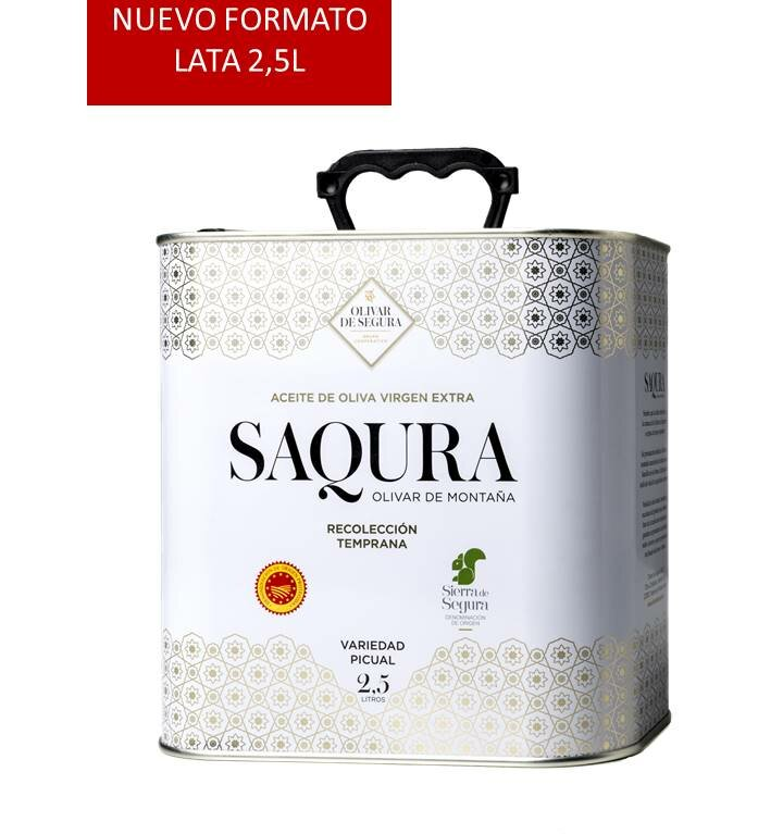 Saqura Recolección Temprana 2.5 litros
